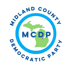 Midland County Democratic Party (MCDP) Monthly Meeting @ Virtual Meeting