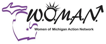 Women's March: Rally for Democracy @ Central Park Bandshell | Midland | Michigan | United States
