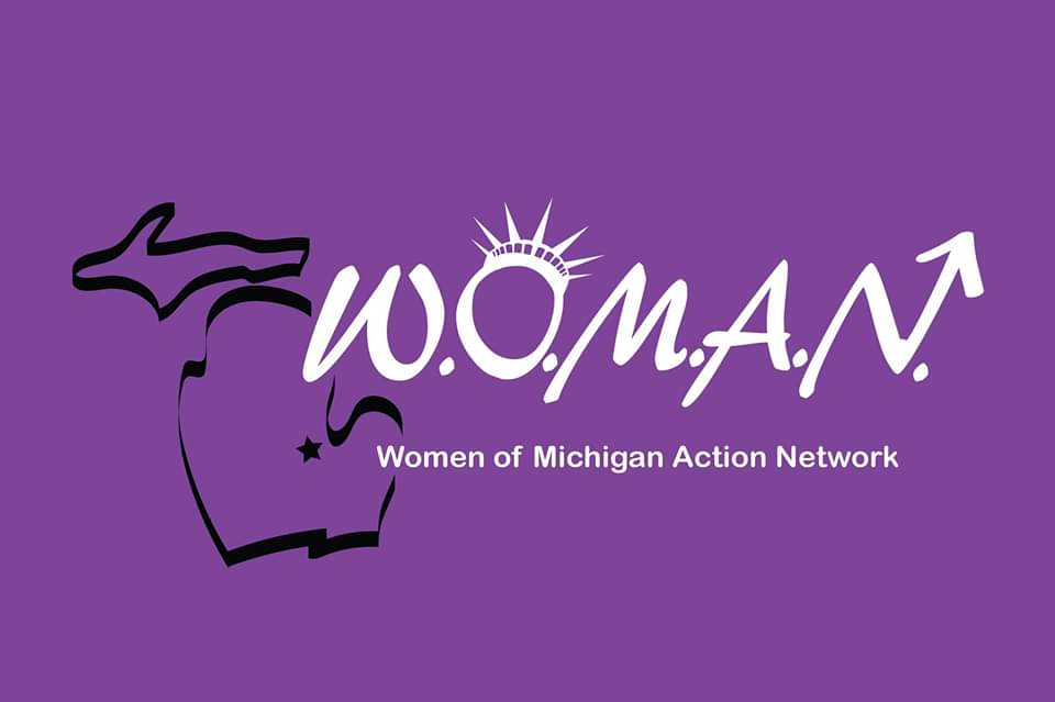 Women of Michigan Action Network (WOMAN) January Action Meeting @ Unitarian Universalist Fellowship of Midland | Midland | Michigan | United States