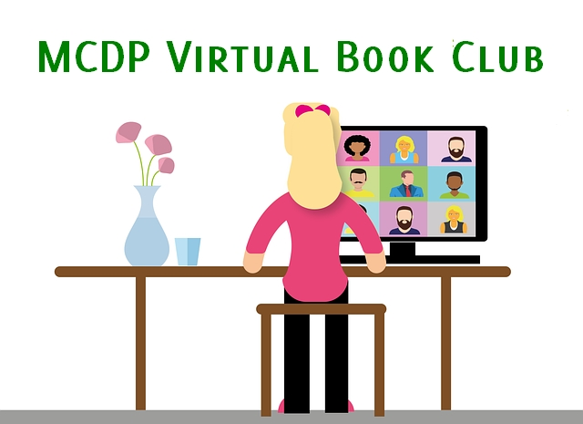 MCDP Virtual Book Club Meeting @ Virtual Book Club Meeting | Midland | Michigan | United States