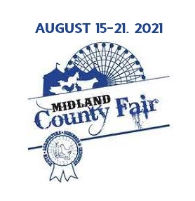 Midland County Fair August 15-21, 2021 @ Midland County Fair Grounds | Midland | Michigan | United States